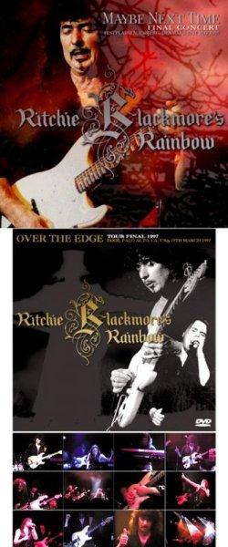 画像1: RITCHIE BLACKMORE'S RAINBOW - MAYBE NEXT TIME: FINAL CONCERT(2CDR + Ltd Bonus DVDR)  (1)