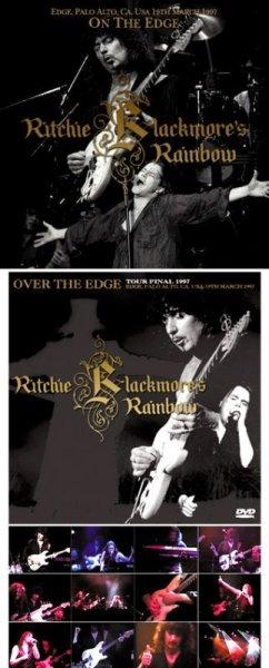 画像1: RITCHIE BLACKMORE'S RAINBOW - ON THE EDGE: PALO ALTO 1997(2CDR + Ltd Bonus DVDR) (1)