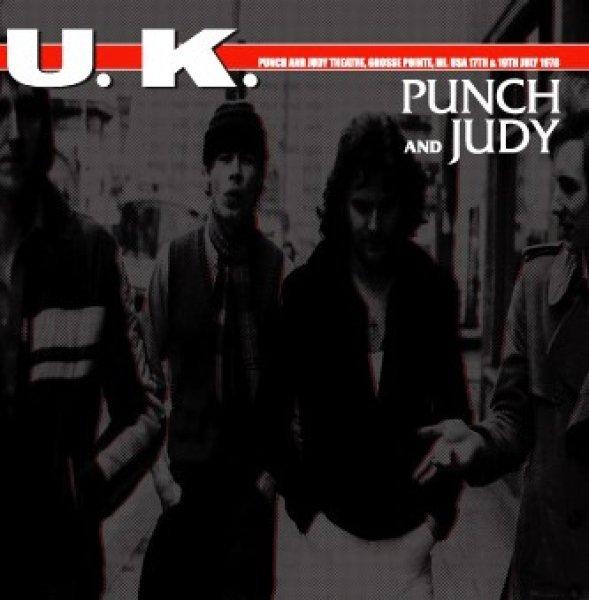 画像1: U.K. - PUNCH AND JUDY(2CD) (1)