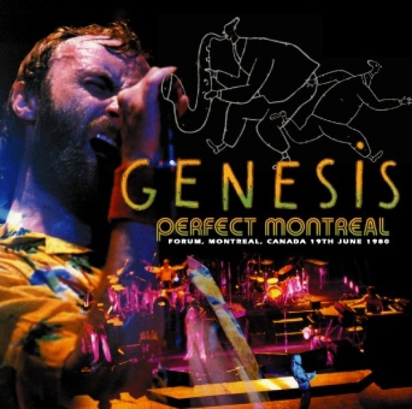 画像1: GENESIS - PERFECT MONTREAL(2CD) (1)