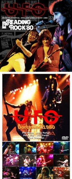 画像1: UFO - READING ROCK '80(2CDR, White Label + Ltd Bonus DVDR) (1)