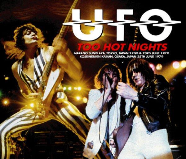 画像1: UFO - TOO HOT NIGHTS 1979(3CDR) (1)