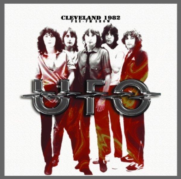 画像1:  UFO - CLEVELAND 1982 PRE-FM MASTER(1CDR) (1)