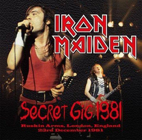 画像1: IRON MAIDEN - SECRET GIG 1981(2CDR) (1)