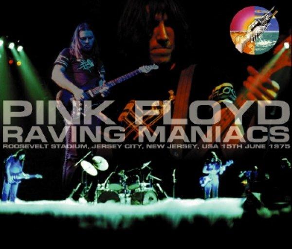 画像1: PINK FLOYD - RAVING MANIACS(3CD) (1)