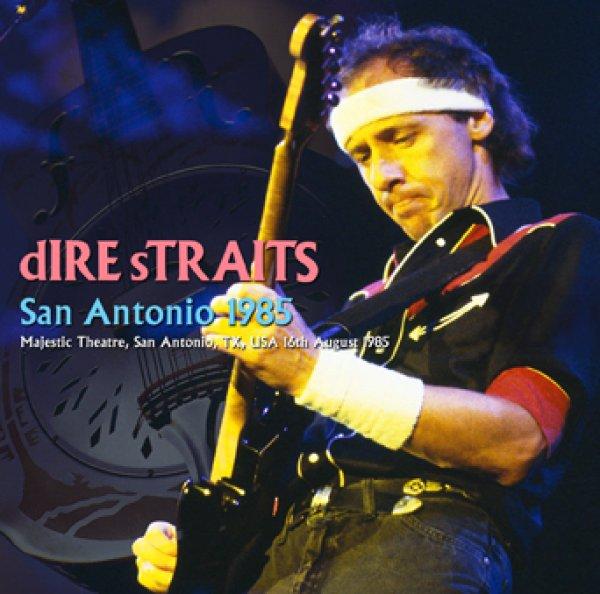 画像1: DIRE STRAITS - SAN ANTONIO 1985(2CDR) (1)