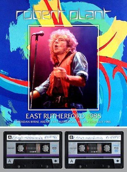 画像1: ROBERT PLANT - EAST RUTHERFORD 1985(2CDR) (1)