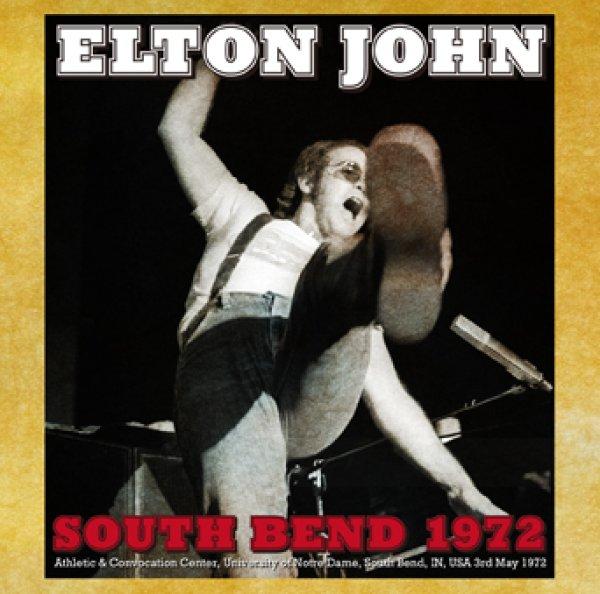 画像1: 【近日入荷】ELTON JOHN - SOUTH BEND 1972(2CDR) (1)
