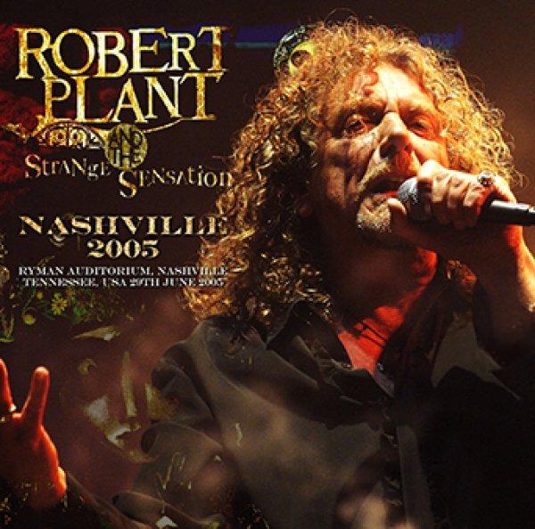 画像1: 【近日入荷】ROBERT PLANT & THE STRANGE SENSATION - NASHVILLE 2005(2CDR) (1)