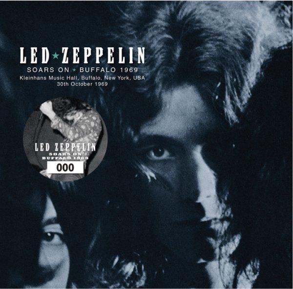 画像1: LED ZEPPELIN - SOARS ON: BUFFALO 1969 (2CD) (1)