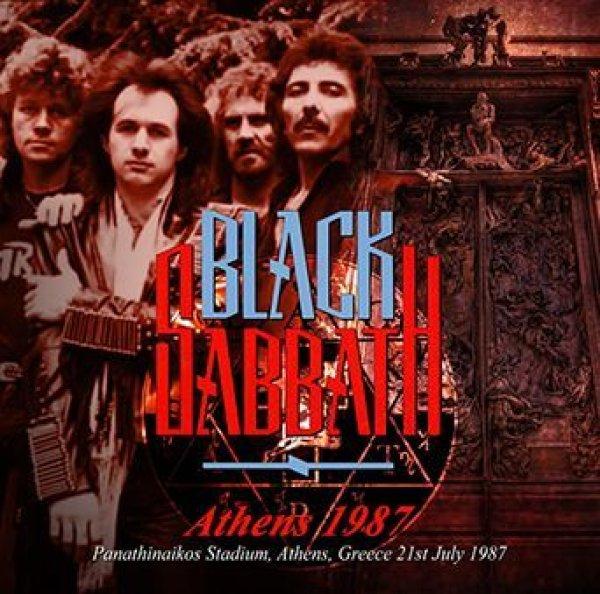 画像1: BLACK SABBATH - ATHENS 1987(1CDR) (1)