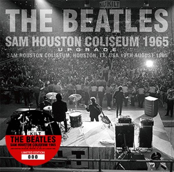 画像1: THE BEATLES - SAM HOUSTON COLISEUM 1965 UPGRADE(CD) (1)