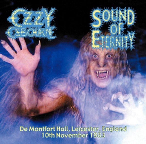 画像1:  OZZY OSBORNE - SOUND OF ETERNITY: LEICESTER 1983(1CDR) (1)