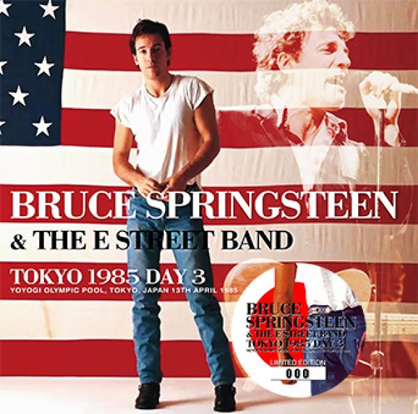 画像1: BRUCE SPRINGSTEEN & THE E STREET BAND - TOKYO 1985 DAY 3(2CD) (1)