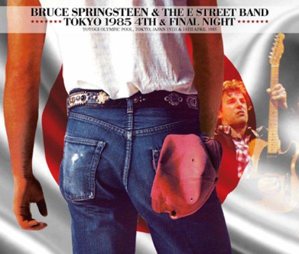 画像1: BRUCE SPRINGSTEEN & E STREET BAND - TOKYO 1985 4TH & FINAL NIGHT(5CDR) (1)