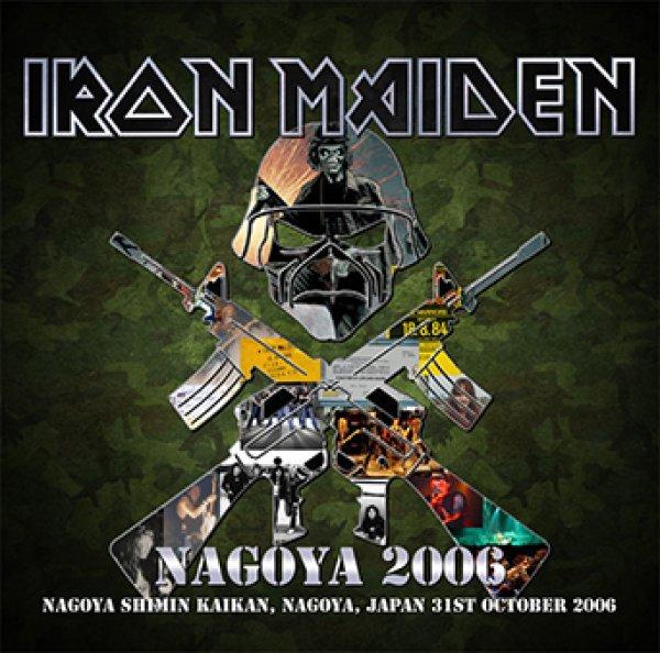 画像1: IRON MAIDEN - NAGOYA 2006(2CDR) (1)