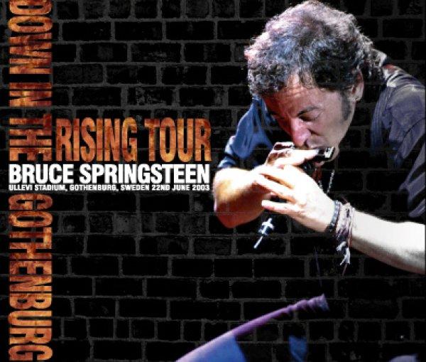 画像1: BRUCE SPRINGSTEEN & THE E STREET BAND - DOWN IN THE GOTHENBURG(3CD) (1)