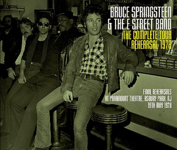 画像1: 【近日入荷】BRUCE SPRINGSTEEN & THE E STREET BAND - THE COMPLETE TOUR REHEARSAL 1978(3CDR) (1)