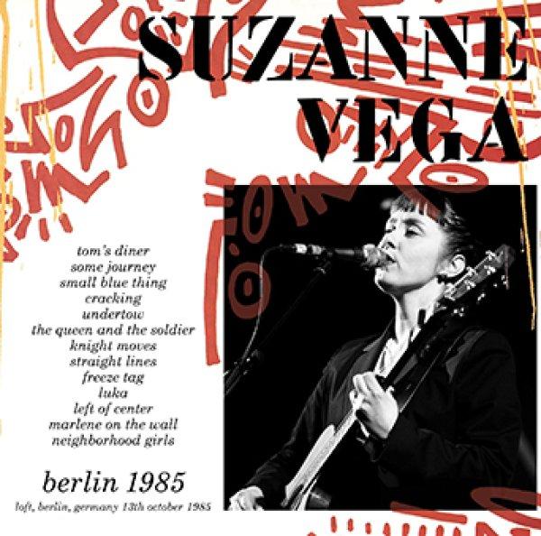 画像1: 【近日入荷】SUZANNE VEGA - BERLIN 1985(1CDR) (1)