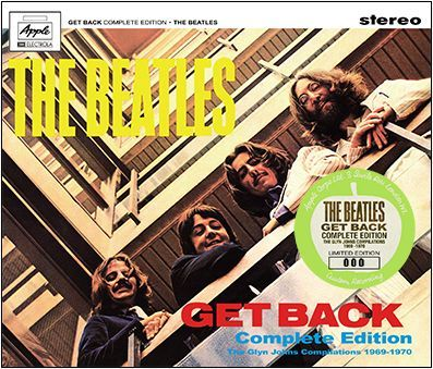 THE BEATLES - GET BACK COMPLETE EDITION(4CD)                                        [IMPORT TITLE]