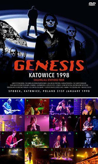 【取り寄せ】GENESIS - KATOWICE 1998(DVDR)                                        [Amity 604]