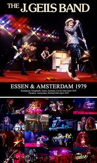 【取り寄せ】J. GEILS BAND - ESSEN & AMSTERDAM 1979(DVDR+CDR)                                        [Uxbridge 1258]